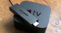 Apple TV versus Fire TV Stick: Videostreaming mit Amazon und Apple