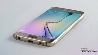 Samsung Galaxy S6 Edge offiziell vorgestellt: Alle Spezifikationen und Bilder [MWC 2015]