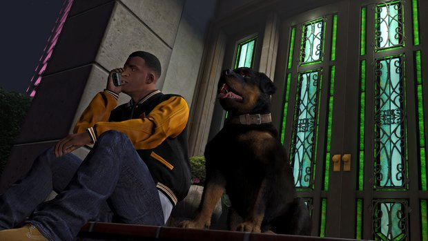 GTA 5: Patch hat Grafik verschlechtert, Rockstar arbeitet am Problem