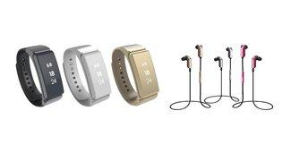 Huawei TalkBand B2 und TalkBand N1: Fitness-Tracker offiziell vorgestellt [MWC 2015, Update]