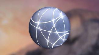 Kurztipp: IP-Adresse des Macs mit nur einem Klick herausfinden