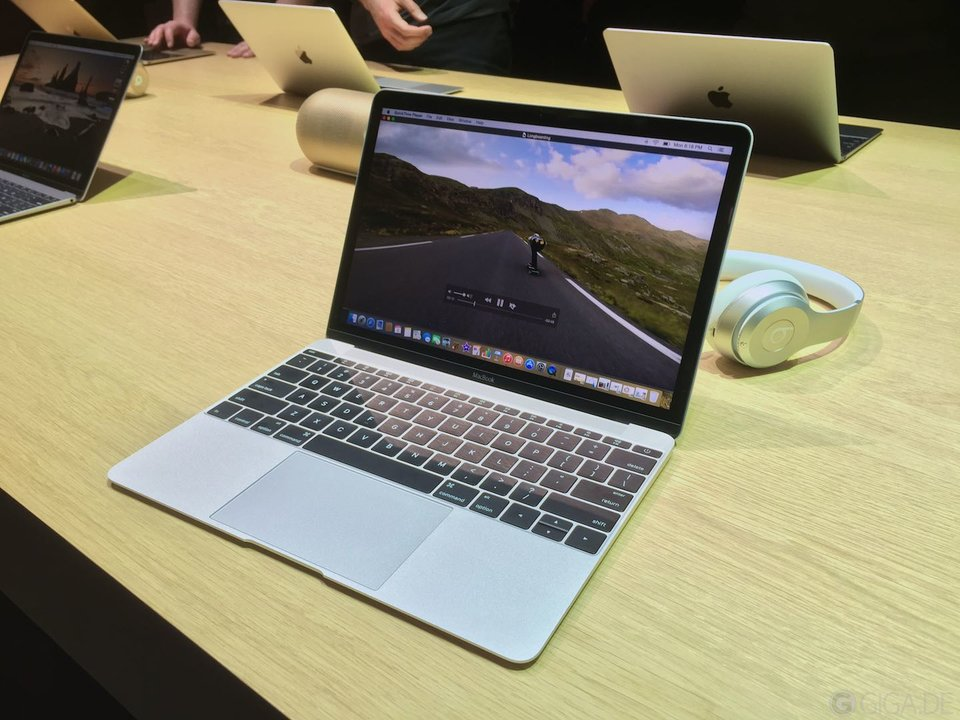 Apple MacBook 2015 - Space Gray