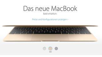 MacBook 2015 kaufen und vorbestellen: Jetzt bestellbar bei Apple und Händlern (Update)