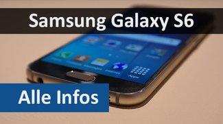 Samsung Galaxy S6: Preis, Farben, technische Daten, Akku, SIM-Karte