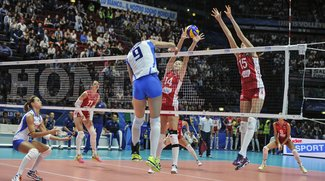 Volleyball heute: Champions League Final Four mit BR Volleys bei Sport1 live