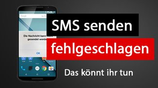 SMS kommen nicht an oder können nicht gesendet werden – Probleme finden und beheben