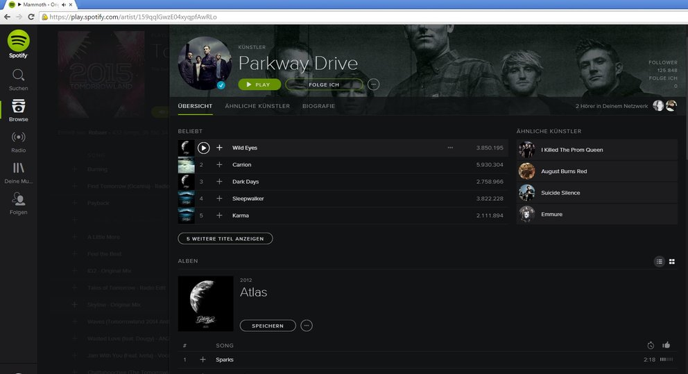 spotify-web-player