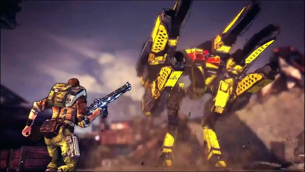 Borderlands: Launchtrailer der Handsome Collection ist handsome!