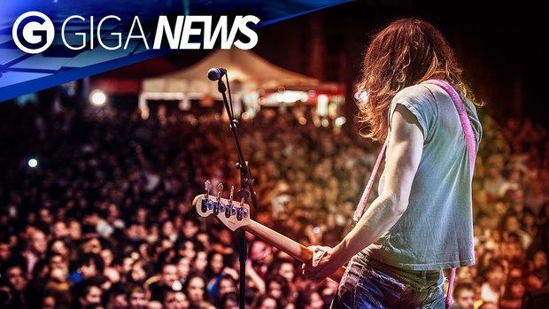 GIGA News: Neues Guitar Hero & blöde Ingame-Käufe