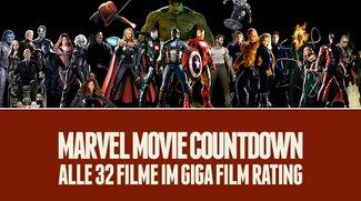 Alle 32 Marvel-Filme: Die ultimative Top-Liste - Der Marvel Movie Countdown (+ Chronologische Reihenfolge 2000 bis 2015)