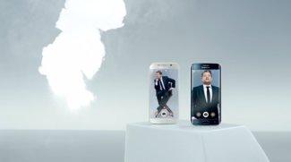 Samsung Galaxy S6 und S6 Edge: Erste Werbeclips veröffentlicht