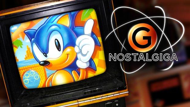 NostalGIGA: So entstand Sonic the Hedgehog! + Retro-Gameplay!