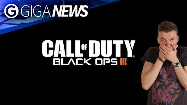 GIGA News: Call of Duty Black Ops 3, Mad Max und Alan Wake 2