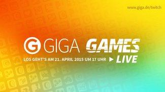 GIGA GAMES LIVE: Jeden Dienstag und Donnerstag auf Twitch