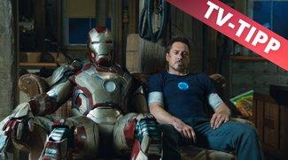 Iron Man 3 im Stream online und im TV: Heute auf RTL