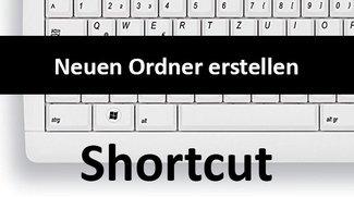 Neuen Ordner per Shortcut erstellen – so geht's