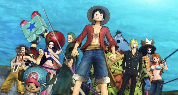 One Piece - Pirate Warriors 3: Die Strohhutbande sticht wieder in See! (E3-Trailer)