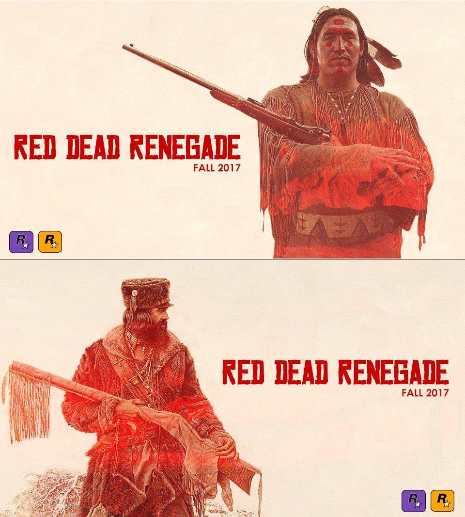 So sieht wohl der Nachfolger von Red Dead Redemption aus. (Bildquelle: imgur.com)