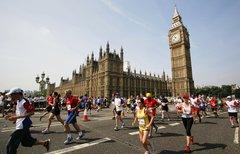London Marathon 2017...