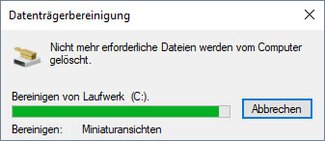 Speicherplatz freigeben in Windows – so geht's