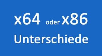 x64 und x86 – Unterschiede & Folgen erklärt