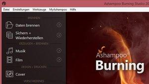 Ashampoo Burning Studio 2016