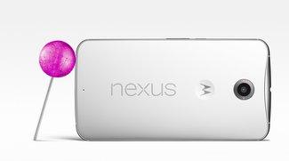 Nexus 2015 und jede Menge Updates - Ein paar Minuten Android