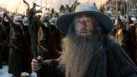 Gandalf und seine Gefährten: Perfekte Stimmen-Imitation