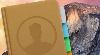 iCloud Kontakte: So sichert ihr alle wichtigen Daten in der Wolke
