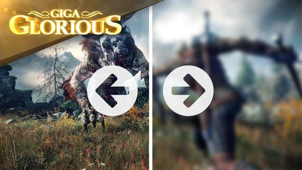 GIGA Glorious: The Witcher 3 - PC-Review und Konsolenvergleich