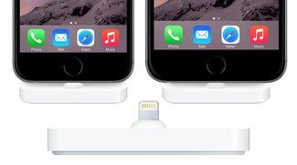 Für alle iPhones: Offizielles Lightning-Dock von Apple verfügbar