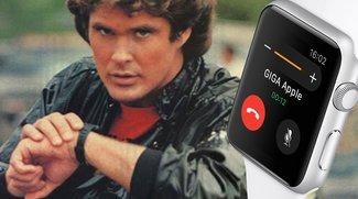 Kurztipp: Mit der Apple Watch telefonieren – so geht's