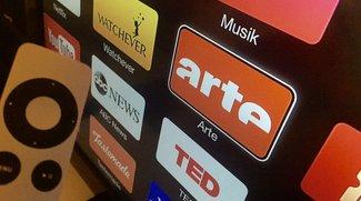 Arte schafft es auf Apple TV (Deutschland, Österreich, Schweiz)