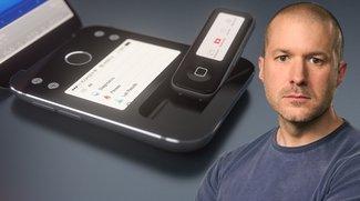 """Die neuen """"Geheimprojekte"""" des Jony Ive: iCorder und iPhaser von Apple"""