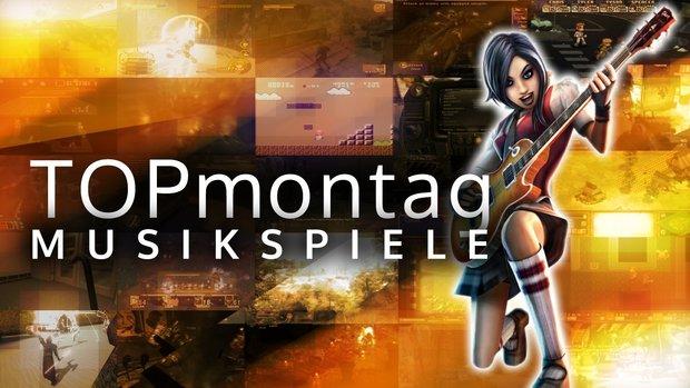 TOPmontag: Die besten Musikspiele (Platz 10 - 6) feat. STAGR