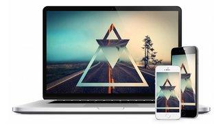 Frische Pixel: 25 angesagte Polyscape-Wallpaper