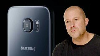 Video-Mashup: Jony Ive präsentiert das Galaxy S6