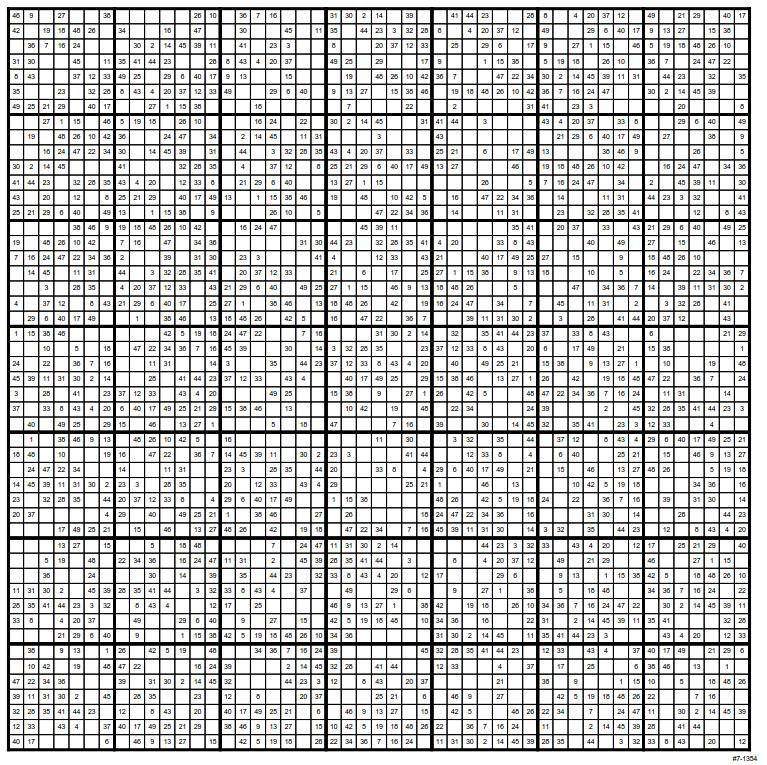 Sudoku Ausdrucken Sehr Schwer ♥ Treffen für Erwachsene 2018