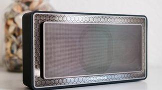 Bowers & Wilkins T7 im Test: Bluetooth-Lautsprecher für unterwegs