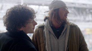 The End Of The Tour Trailer: HIMYM-Star Jason Segel auf Oscar-Kurs