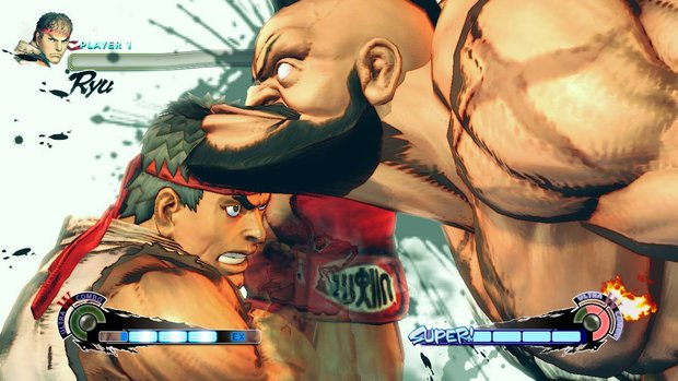 Ultra Street Fighter IV: Ab Dienstag für PlayStation 4 erhältlich