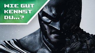 Wie gut kennst du Batman Arkham-Series? (Quiz)