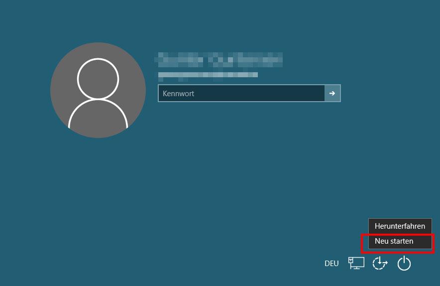 Spracheinstellung Windows 8