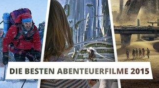 Die besten Abenteuerfilme 2015: Diese Filme schicken euch auf Abenteuerreise