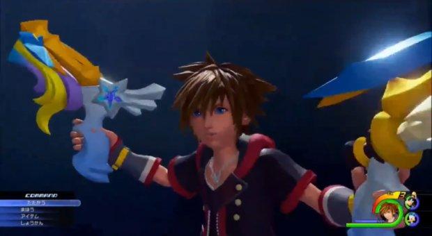 Kingdom Hearts 3: Neuer Gameplay-Trailer von der E3