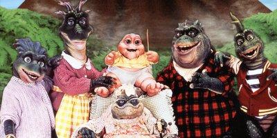 Die Dinos Familie