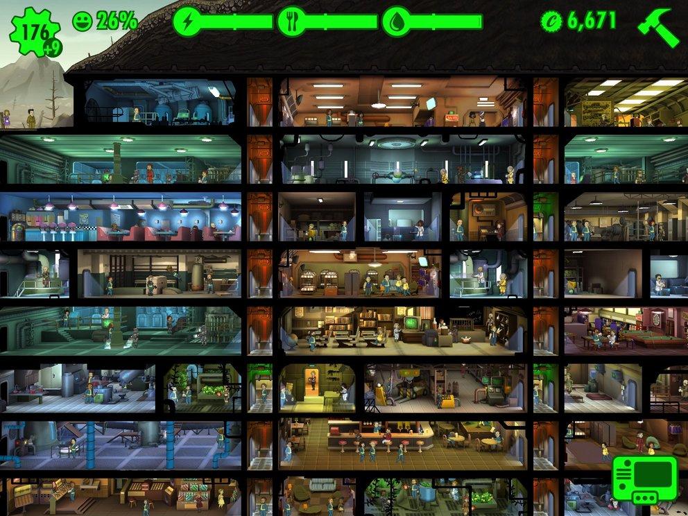 Fallout-Shelter-E3-2015-Large-Vault