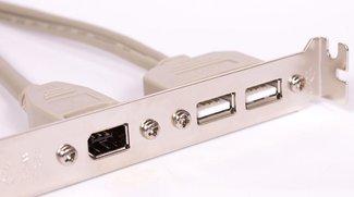 Firewire und USB im Vergleich - Was ist schneller?