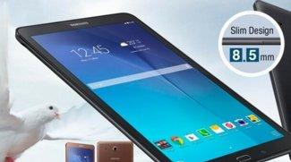 Samsung Galaxy Tab E 9.6: Einsteigertablet mit allen Spezifikationen geleakt