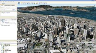 Wo bekommt man in Google Earth Hilfe bei Problemen?